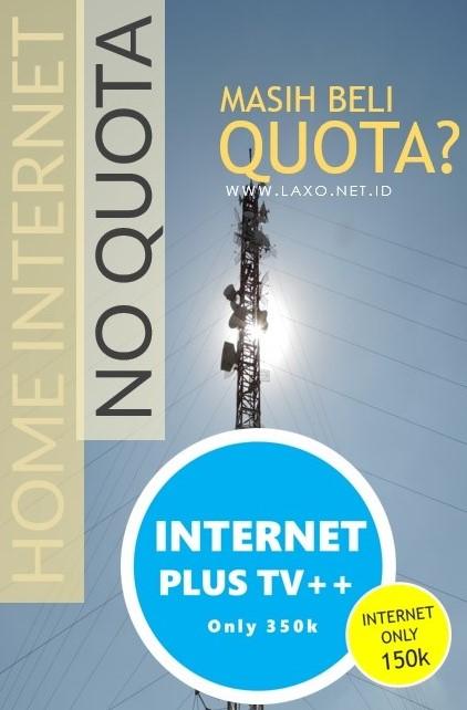 Internet Dan TV Tanpa Bosan